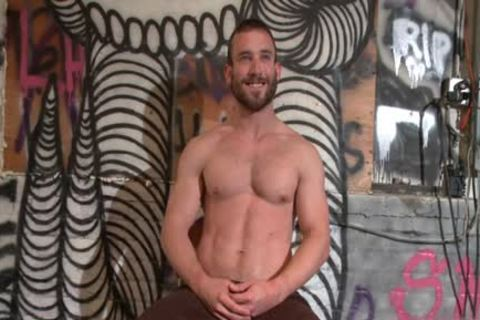 Muscle homo tied With Facial