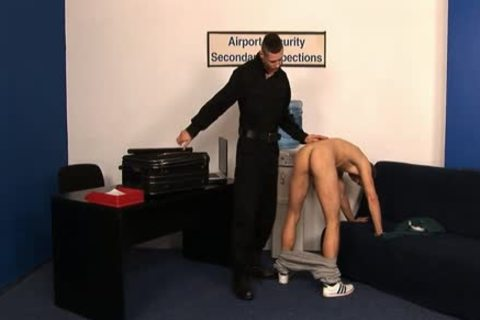 Ivan And Peter raw - AIRPORT SECURITY