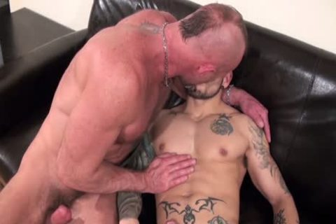 men Doing What men Do best; Pumping Each Other Full Of pleasing Loads Of cum