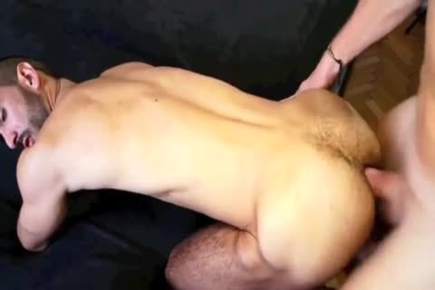 big 10-Pounder Daddy & hairy ass Fucker
