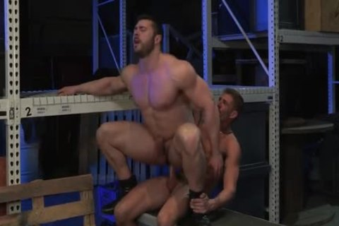 Muscles males coarse homosexual Sex