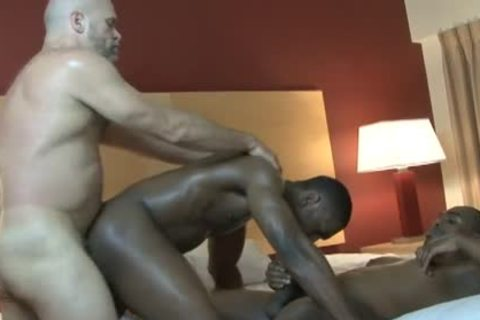 INTERRACIAL bunch ROGH SEX bareback
