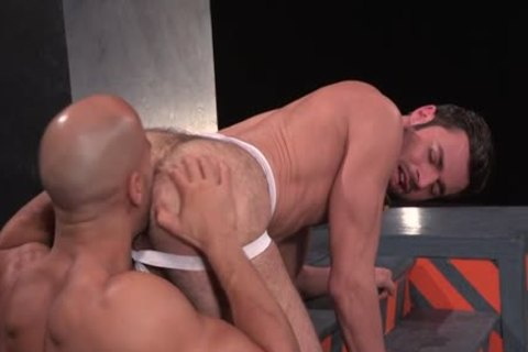 enormous dick 10-Pounder butthole And cumshot