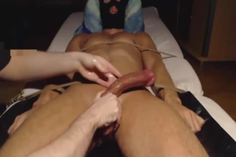Playing With The penis oral