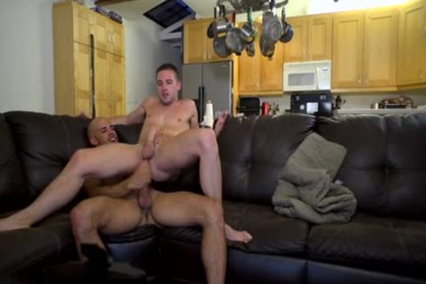 gigantic penis homosexual ass poke With ejaculation
