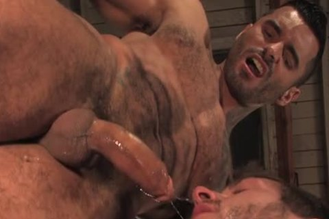 Muscle homo pooper And pooper sex cream flow