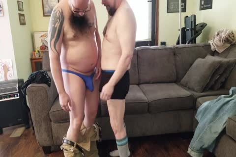 4K- Real amateur homosexuals suck penis (Dave And Leland) PT.1