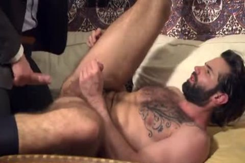 gigantic cock homosexual anal job And Facial