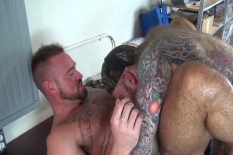 Taking Jack Dixons fat Daddy penis
