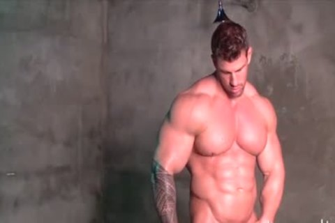 Zeb's Photoshoot And jerk off