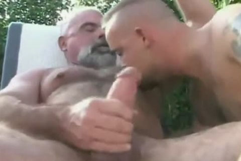 Steve And Ryan dril Outside