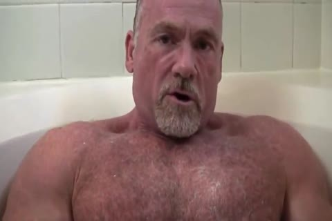juicy Muscle Daddy Mikey Shower jack off   sperm