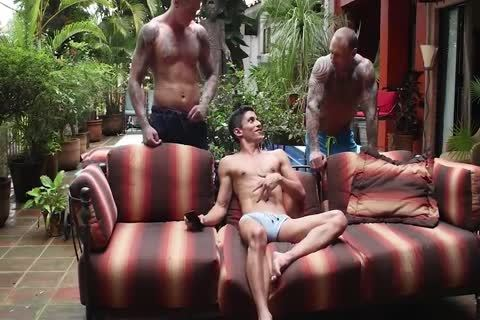 avid gay movie scene With Muscle, gangbang Scenes
