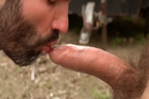 Muscle gay Fetish And Facial