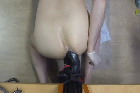 lengthy Time Self Fuking With A large dildo