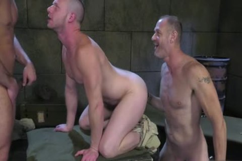 kinky Military Fetish And ejaculation