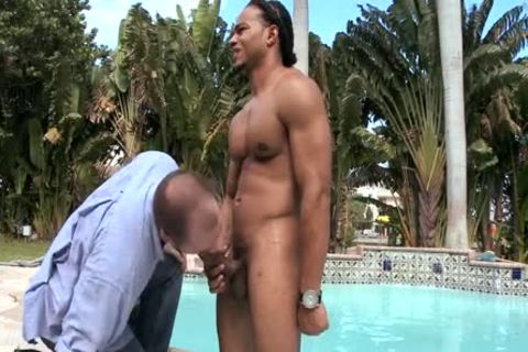 David pounded By A BBC