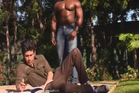 powerful black chap anal plows A Nerdy twink