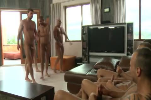 Toby Dutch group gangbang