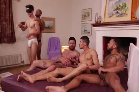 Devin Franco`s unprotected bunch gangbang