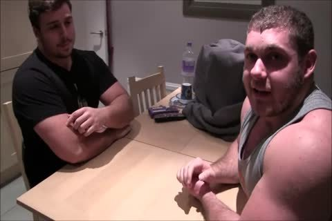 large Connor Arm Wrestling And mercy With monstrous Dan And Punishing Shane