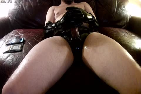 new Elbow Length darksome Latex Gloves And panties!!!