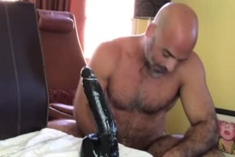 Daddy Taking Dildos