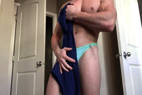 cheeky Muscle Worship