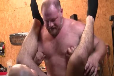 dirty Daddy fuck Bear