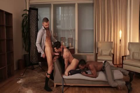 two Monstercocks And 1 sleazy Bottom