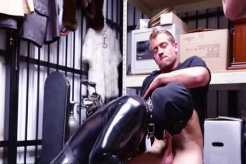 homo PAWN - We Paid Our new Employee To nail A Gimp In The Backroom