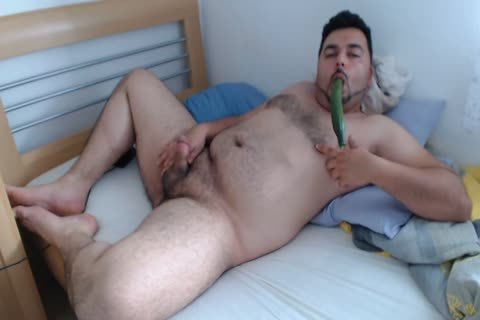 Licked Alternative vibrator, With concupiscent cumshot