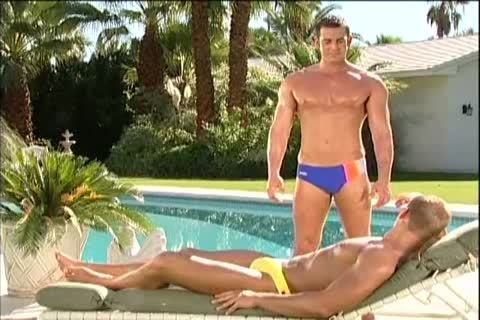 Summer Sex Speedo - Trunks two