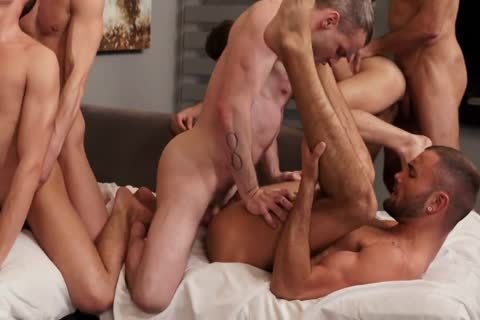 Join The Sweaty All-Star orgy Part 2