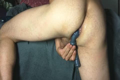 ass Fisting Prolapse biggest unfathomable toy Belly Bulge
