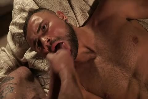 Hung guys pounding raw