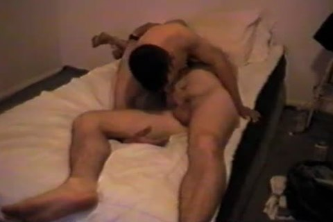 Straight Marines engulfing Each Other