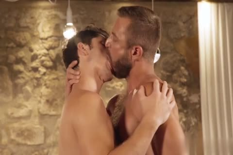 GayRoom - Dylan Knight drilled By A Plunger And Peter Fields huge ramrod