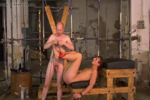fastened Up twink Endures rough raw plowing By taskmaster