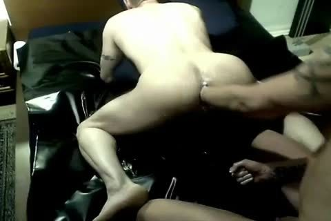 lover Punching and Footplowing my hole